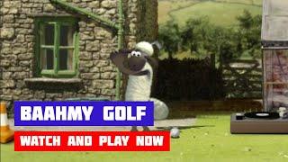 Shaun the Sheep: Baahmy Golf · Game · Gameplay