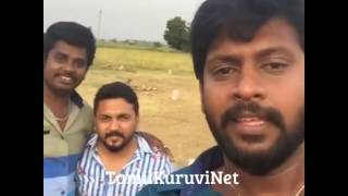 Vijay tv saravanan meenatchi serial Rio raj New Video shooting spot