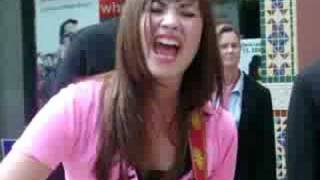 Two Worlds Collide (Demi Lovato Acoustic Performance At The Irvine Spectrum) 7/12/08