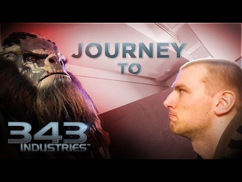 My Journey to 343i & The Halo Wars 2 Launch Party