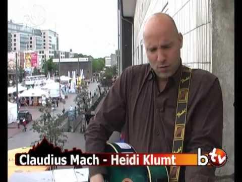 CLAUDIUS MACH (BalconyTV)