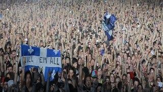 Metallica: Thank You, Quebec City!