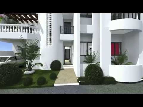 Présentation des villa Chalala Marina