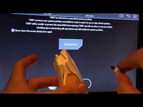 Tutorial: Root Shield TV Android V6.0 (Marshmallow)