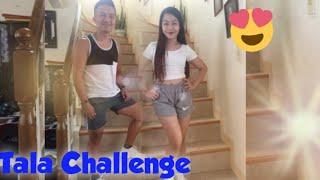 Gagamvino Tala Challenge with Baby -Good vibes lang