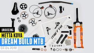 DREAM BUILD MTB | HARDTAIL - XCO | METTA KOVA