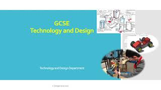 GCSE Technology & Design