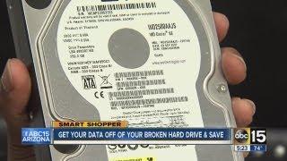 Save your broken hard drive