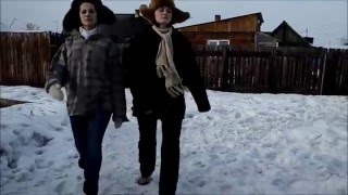 Русские девушки,делают супер-клип!Ржака!Смотреть до конца)
