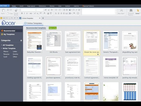 Linux Quest - WPS Writer Review - The MS Word Clone