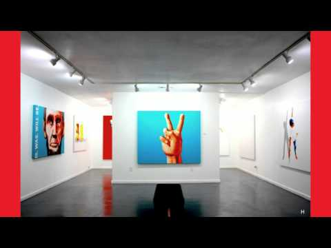 VISIT - BackStreet Art District, Palm Springs