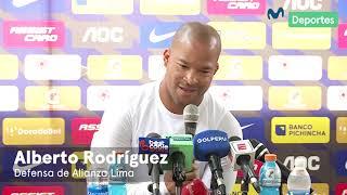 Alianza Lima: ¿Alberto Rodríguez llegará en buena forma al inicio de Liga 1 Movistar y Libertadores?