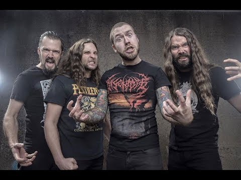 REVOCATION's Dave Davidson on 'The Outer Ones', Songwriting, Concept, Lyrics & Touring (2018)