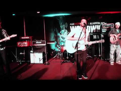 Farryl Purkiss - Kissing Devils On The Cheek (Live in Los Angeles 2012)