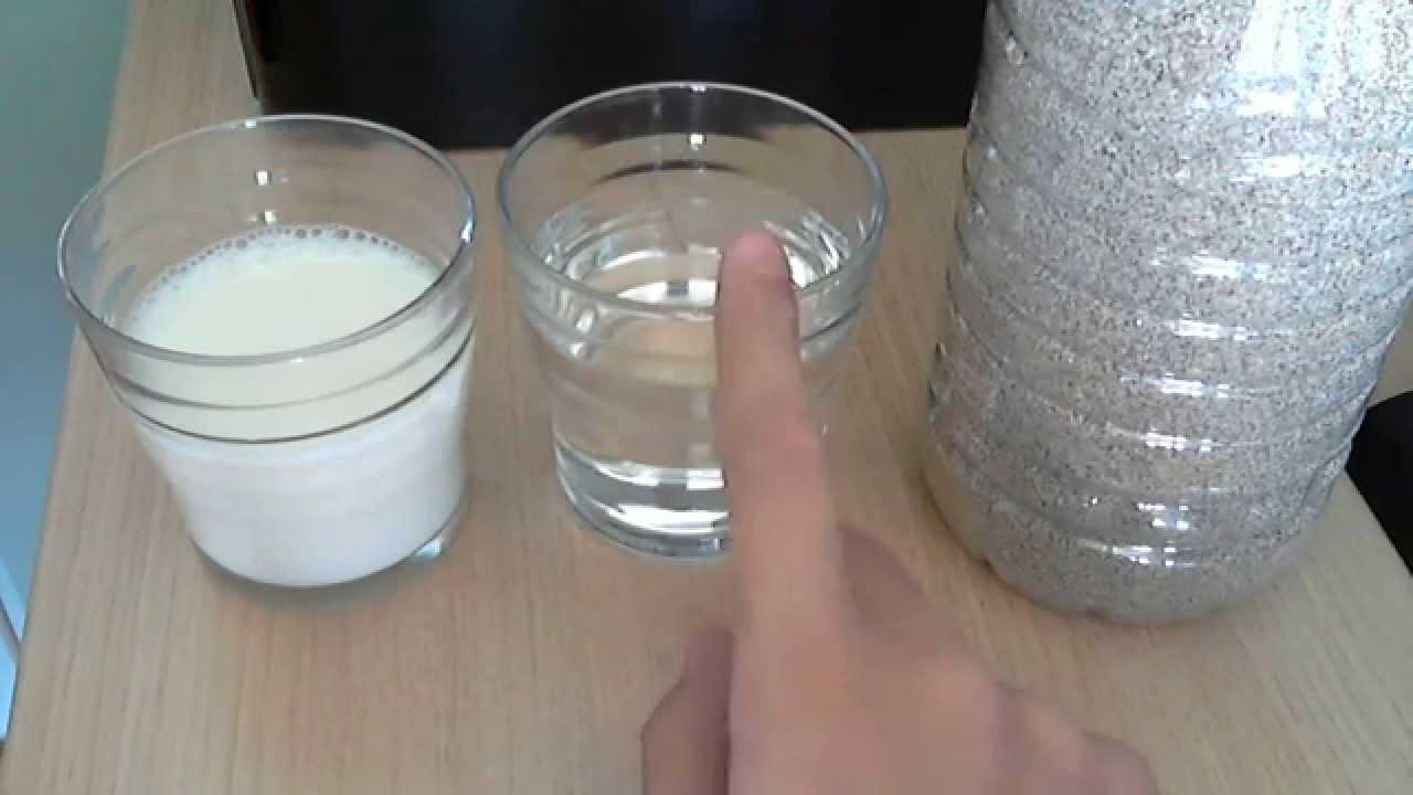 Mezcla Heterogénea Y Mezcla Homogenea Youtube