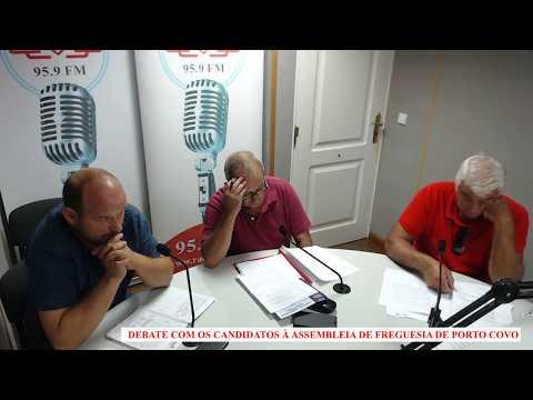 Operação Autárquicas 2017 - Debate Porto Covo