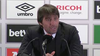 Conte: Chelsea were never in title race