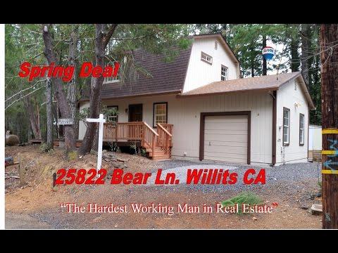 25822 Bear Ln Willits CA 95490