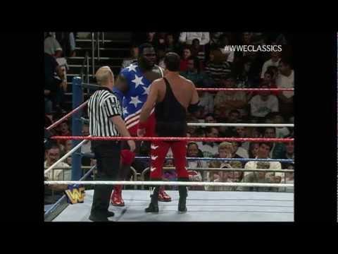 Jerry the King Lawler vs Mark Henry 1996