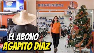 Agapito Diaz y el abono - JR INN