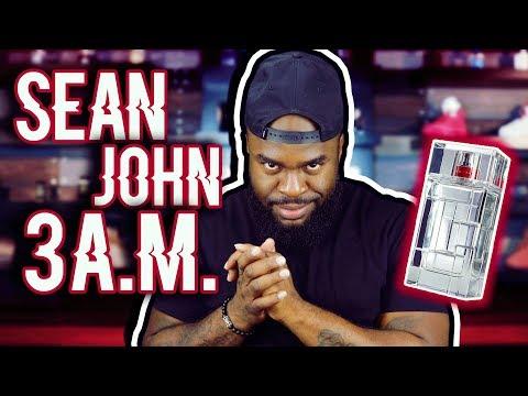 Sean John 3 AM Fragrance Review