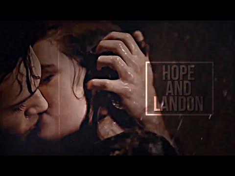 Hope And Landon / прятки (2x11)