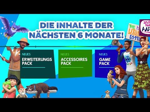 Drei Sims-Packs Für Die Nächsten 6 Monate! | Short-News | Sims-blog.de