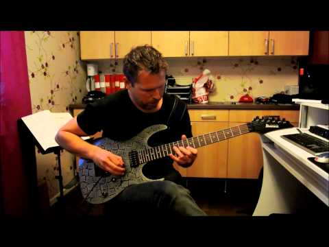 Dream Theater - The Best of Times - Guitar Solo Cover