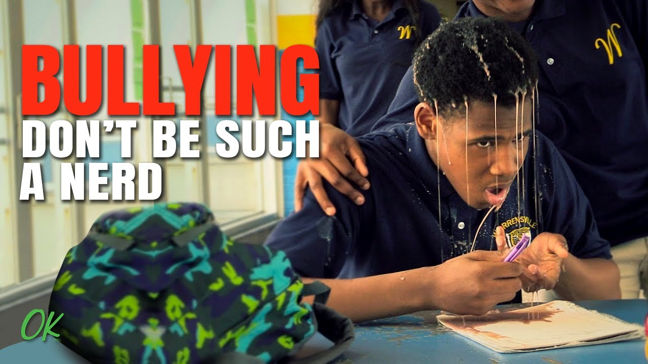 Download Bullying - Don't Be Such A Nerd