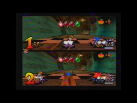 Crash Team Racing Sound Glitch