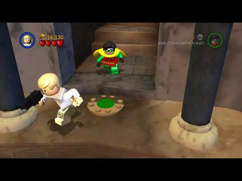Star Wars Level Free Play: LEGO Batman: The Videogame - Characters And Levels Pack Mod