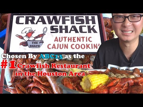 #1 Crawfish Restaurant In The Houston Area @ The Crawfish Shack | Crosby, TX