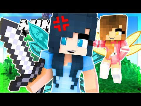 I'M A MAGICAL TRIGGERED FAIRY IN MINECRAFT BEDWARS!!