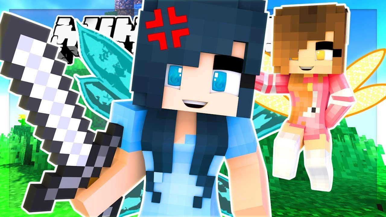 I M A Magical Triggered Fairy In Minecraft Bedwars Youtube