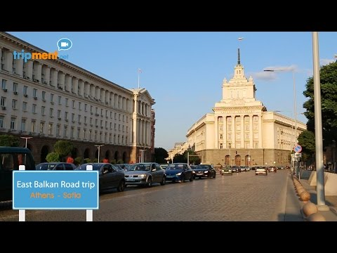 One Day in Sofia: Exploring City Center