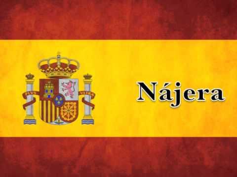 Marchas Militares de España -  Nájera