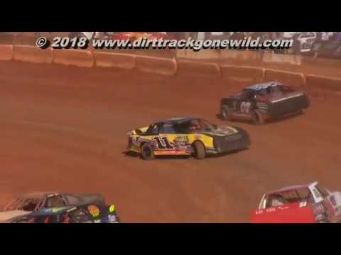 Renegade Main @ Cherokee Speedway March 3rd 2018