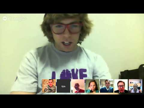 The Crash Reel: Live Hangout with Kevin Pearce, IAVA, Craig