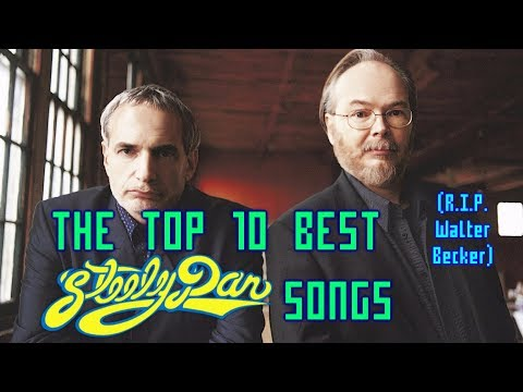 The Top 10 Best Steely Dan Songs (RIP Walter Becker)