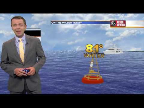 Florida's Most Accurate Forecast with Greg Dee on Thursday, May 25, 2017