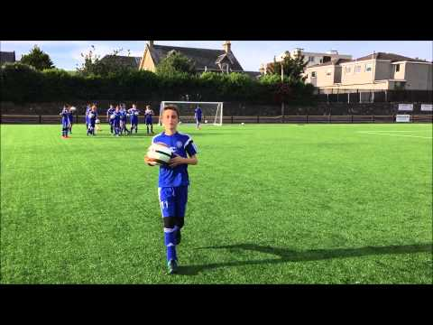 Largs Colts 2002 Crossbar Challenge 2015