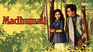 Toote Hue Khwabon In Color (4K)   Madhumati Songs   Dilip Kumar   Vyjayantimala   Mohd Rafi