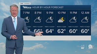 South Florida Friday evening forecast (1/29/21)