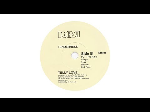 Tenderness - Telly Love