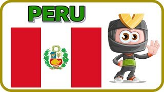 [Learn English Country 12] PERU FACTS FOR KIDS