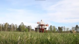 Table for one? Restaurant serving one guest in a field opens in Sweden