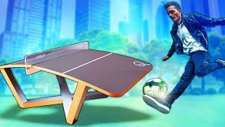 FOOT PONG 3 - TOURNOI FOOTSTYLE