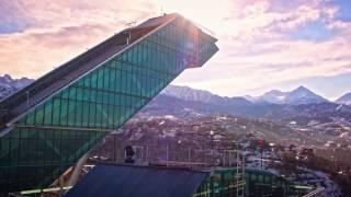 Олимпиада 2022 Презентационные материалы заявочного комитета Алматы 2