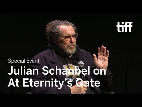 Julian Schnabel on AT ETERNITY'S GATE Mp3