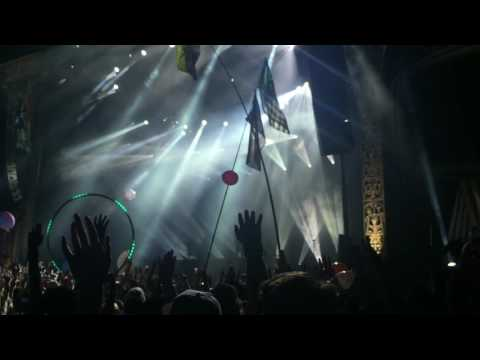 Electric Forest 2017 weekend 1: Late Night - ODESZA